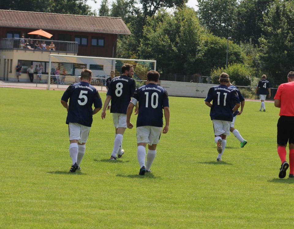 Bild vom Spiel SGS gegen SV Hilalspor Selters