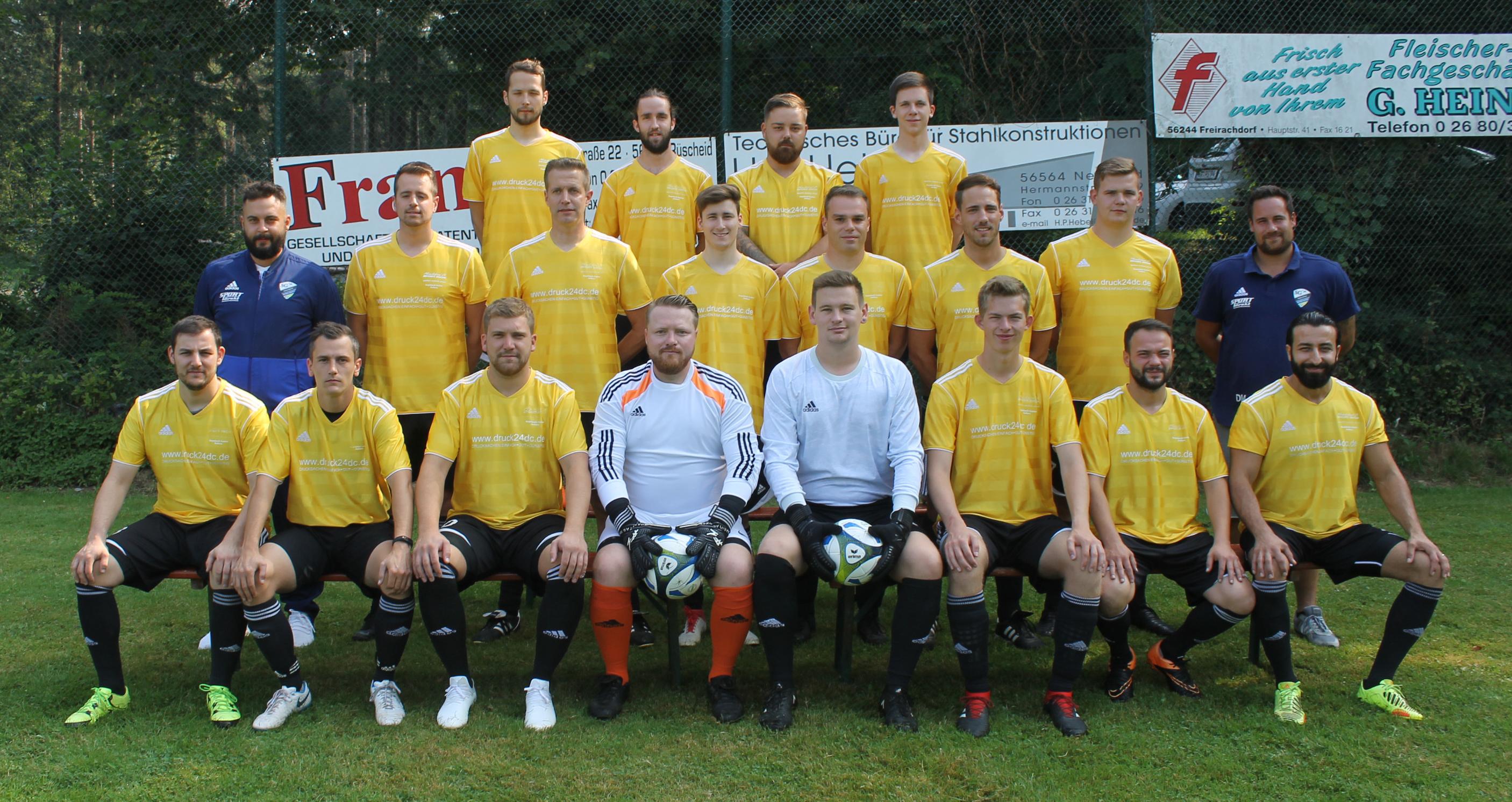 SG Selters/Freirachdorf/Maxsain ll 3:1 VFL Oberlahr/Flammersfeld ll